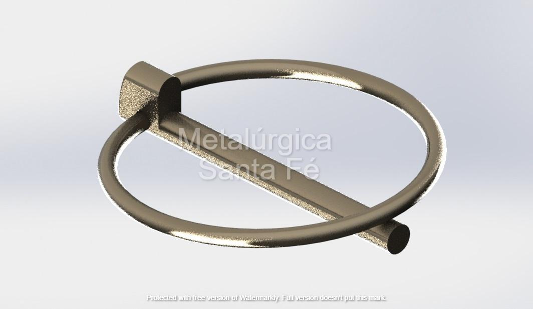 PQD 5-2 PINO QUEBRA DEDO 5,0 X 50MM