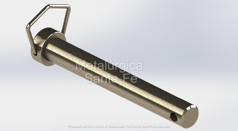 PINO DE ENGATE FORJADO 1.1/4 X 250MM