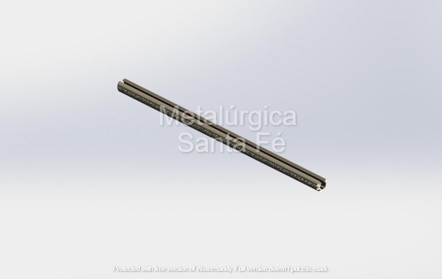 PINO ELASTICO 03 X 45MM