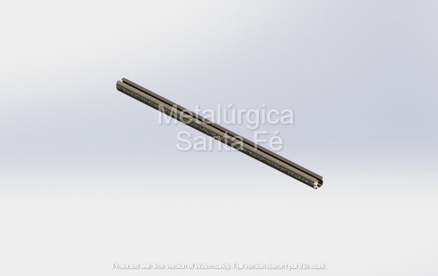 PINO ELASTICO 03 X 70MM