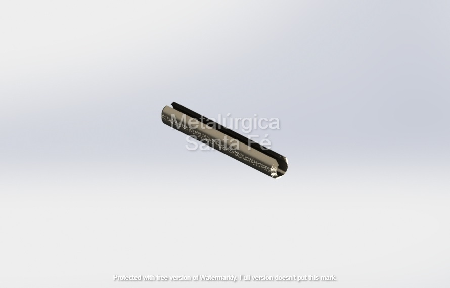 PINO ELASTICO 04 X 30MM