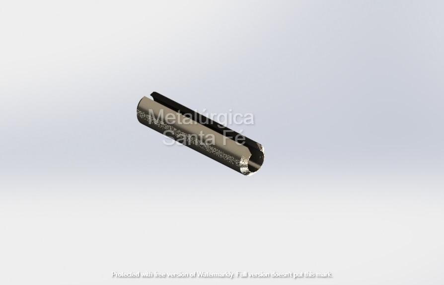 PINO ELASTICO 05 X 45MM