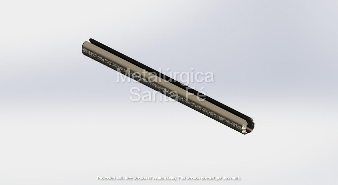 PINO ELASTICO 05 X 75MM