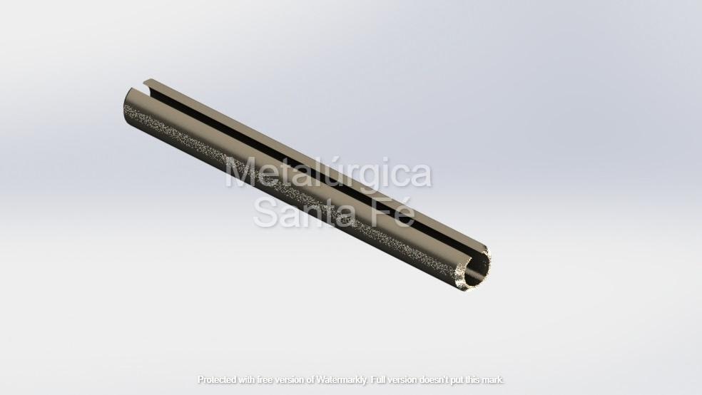 PINO ELASTICO 07 X 80MM