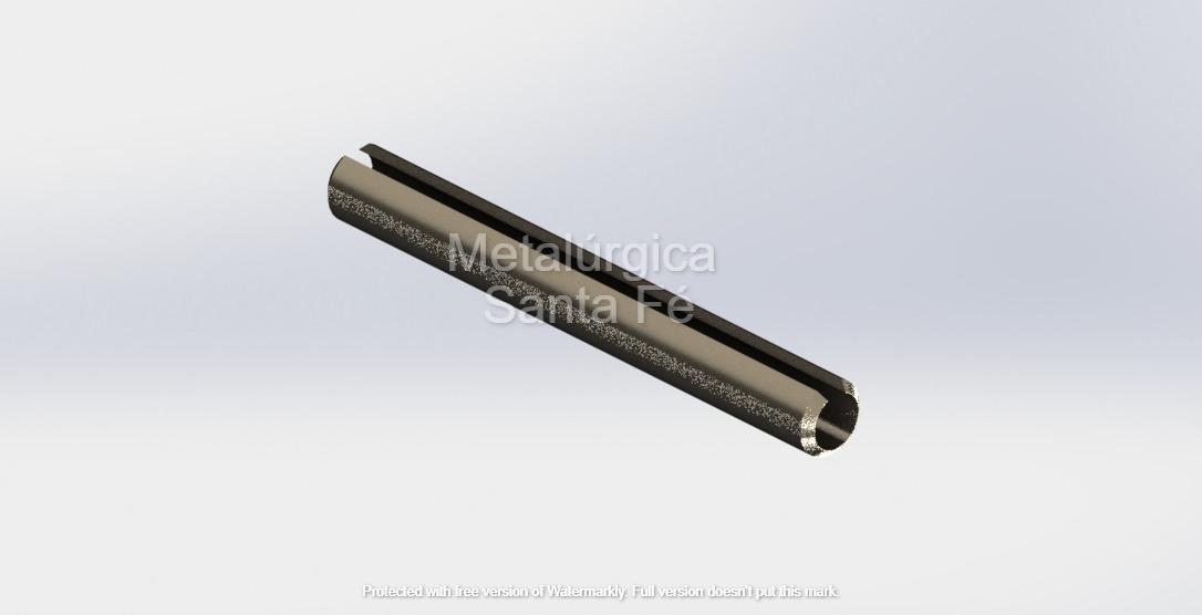 PINO ELASTICO 08 X 75MM
