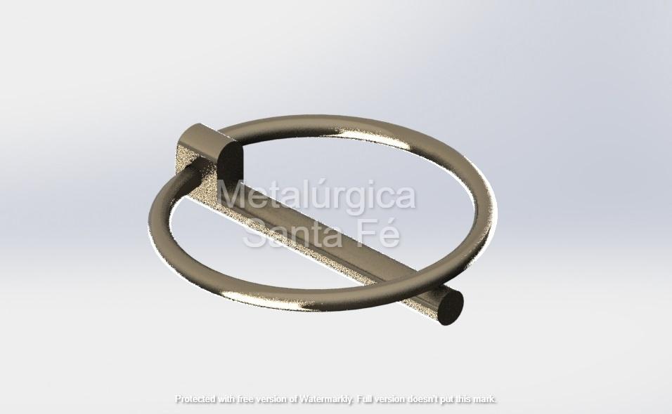 PQD 5-1 PINO QUEBRA DEDO 5,0 X 40MM